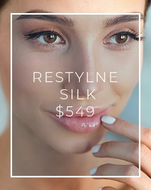 Restylane Silk Treatment Promotion South Florida Center For Cosmetic Surgery Medspa Miami Fort Lauderdale