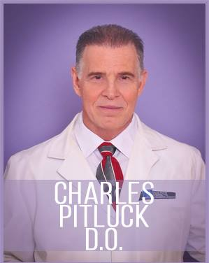 Dr Charles Pitluck D.O